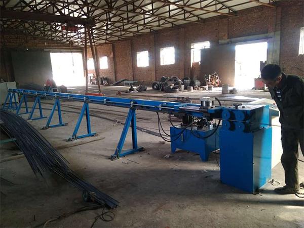 预应力钢筋切断机工程现场图片3