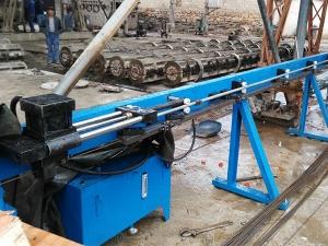 预应力钢筋切断机工程现场图片